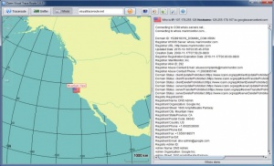 Enlarge Open Visual Traceroute Screenshot