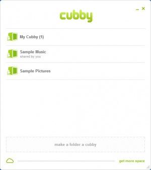 Enlarge Cubby Screenshot
