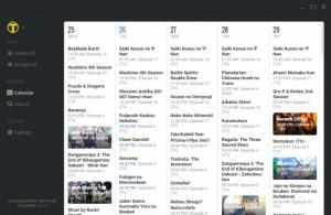 Enlarge Toshocat Screenshot