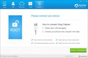 Enlarge King Flasher Screenshot