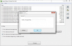 Enlarge Audio Silence Trimmer Pro Screenshot