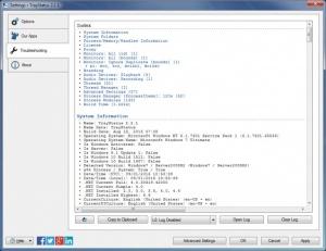 Enlarge TrayStatus Screenshot