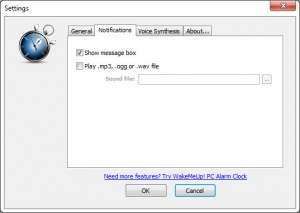 Enlarge PC Chrono Screenshot
