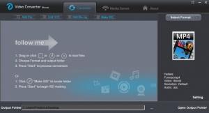 Enlarge Dimo Video Converter Screenshot