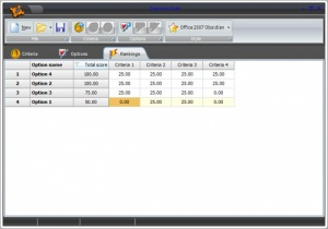 Enlarge Decision Oven Screenshot
