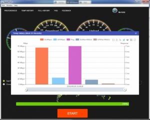 Enlarge SpeedTest Screenshot