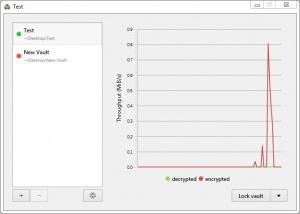 Enlarge Cryptomator Screenshot