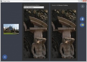 Enlarge A Sharper Scaling Screenshot