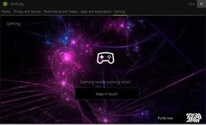 Enlarge WinPurify Screenshot