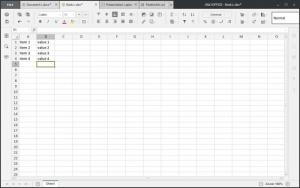 Enlarge OnlyOffice Screenshot
