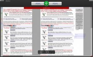 Enlarge PDFC Screenshot
