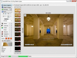 Enlarge AutoHDR Screenshot