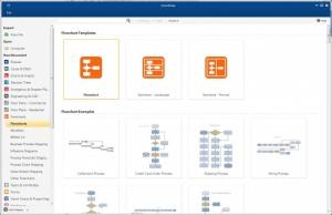 Enlarge SmartDraw Screenshot