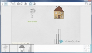 Enlarge VideoScribe Screenshot