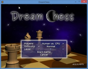 Enlarge DreamChess Screenshot