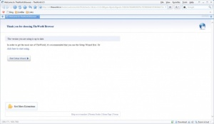 Enlarge TheWorld Browser Screenshot