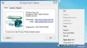 Enlarge CD Eject Tool Screenshot