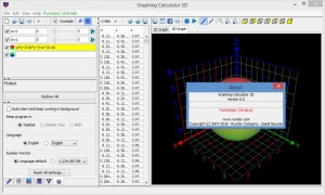 Enlarge Graphing Calculator 3D Screenshot