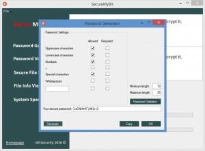 Enlarge SecureMyBit Screenshot