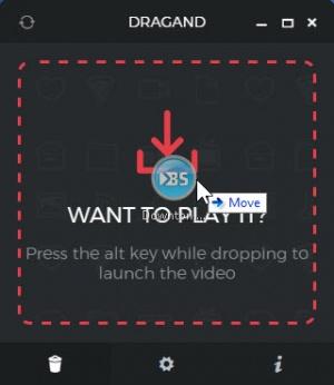 Enlarge Dragand Screenshot