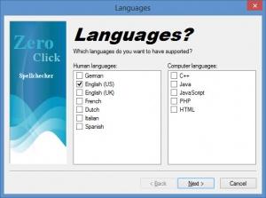 Enlarge ZeroClick Spellchecker Screenshot