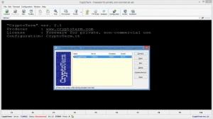 Enlarge CryptoTerm Screenshot