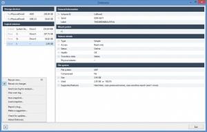 Enlarge Diskovery Screenshot