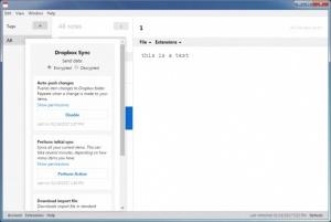 Enlarge Standard Notes Screenshot