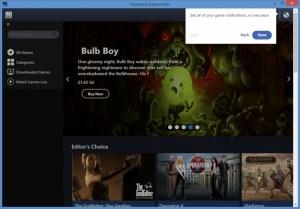 Enlarge Facebook Gameroom Screenshot