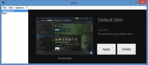 Enlarge Steam Customizer Screenshot