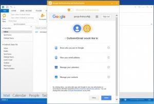 Enlarge Outlook4Gmail Screenshot