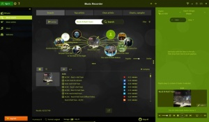 Enlarge Music Recorder Free Screenshot