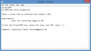 Enlarge Screen2Pdf Screenshot