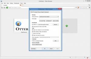 Enlarge Otter Browser Screenshot