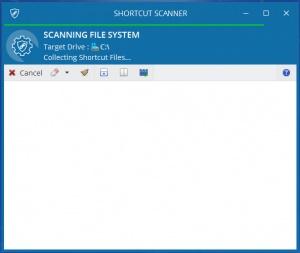 Enlarge Shortcut Scanner Screenshot