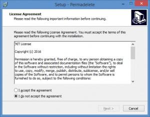 Enlarge Permadelete Screenshot