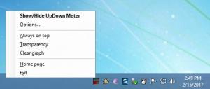 Enlarge UpDown Meter Screenshot