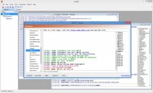 Enlarge AdiIRC Screenshot