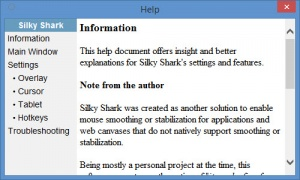 Enlarge Silky Shark Screenshot