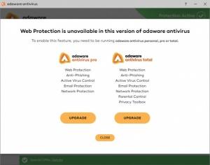 Enlarge Adaware Antivirus Free Screenshot