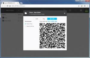 Enlarge Resilio Sync Screenshot