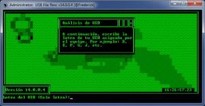 Enlarge USB File Resc Screenshot