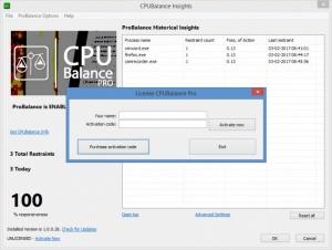 Enlarge CPUBalance Screenshot