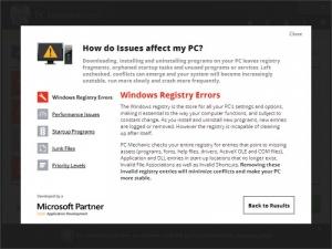 Enlarge PC Mechanic Screenshot