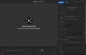 Enlarge Elgato Game Capture Screenshot