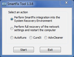 Enlarge SmartFix Screenshot