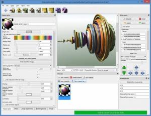 Enlarge Mandelbulber Screenshot