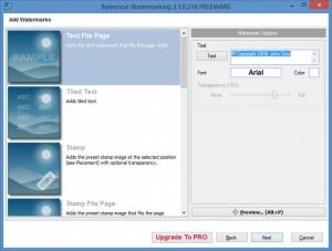 Enlarge Bytescout Watermarking Screenshot