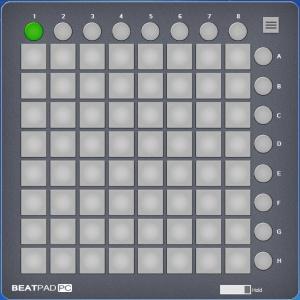 Enlarge Beatpad Screenshot