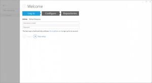 Enlarge GitHub Desktop Screenshot